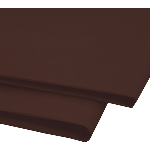 """NAPP 0601 Tissue Paper - Gift-wrapping, Window, Collage - 20"""" (508 mm)Width x 30"""" (762 mm)Length - 24 / Pack - Black"""