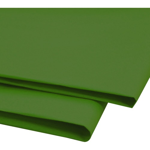 """NAPP 0601 Tissue Paper - Gift-wrapping, Window, Collage - 20"""" (508 mm)Width x 30"""" (762 mm)Length - 24 / Pack - Hunter Green"""