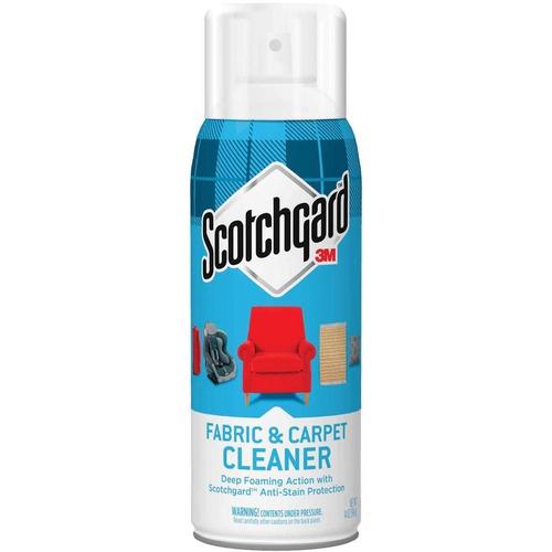 Scotchgard Fabric n Carpet Cleaner - Foam Spray - 1 Each