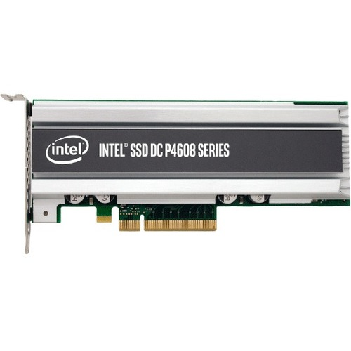 Intel 6.40 TB Internal Solid State Drive - PCI Express - Plug-in Card
