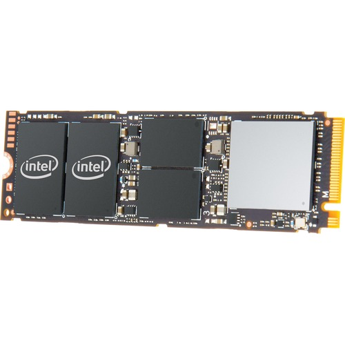 Intel 760p 128 GB Internal Solid State Drive - PCI Express - M.2 2280 - 1.60 GB/s Maximum Read Transfer Rate - 650 MB/s Maximum Write Transfer Rate - 1 Pack - Retail