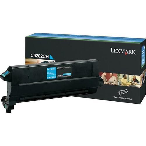 Lexmark Cyan Toner Cartridge