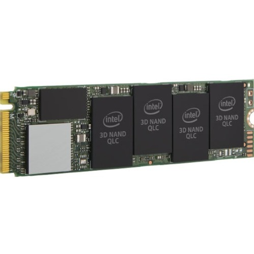 Intel 660p 512 GB Solid State Drive - SATA (SATA/600) - Internal - M.2 2280