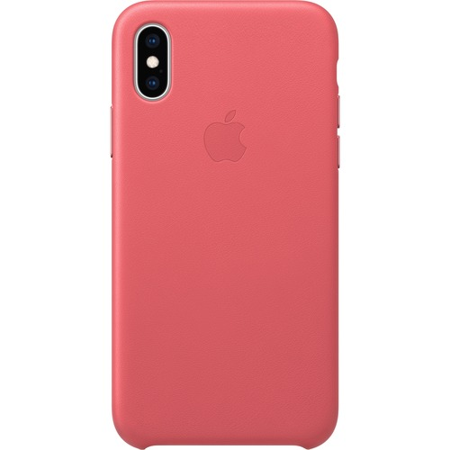 Apple Case for Apple iPhone XS Smartphone - Peony Pink
