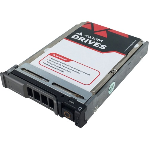 "Axiom 600 GB Hard Drive - SAS (12Gb/s SAS) - 2.5"" Drive - Internal"