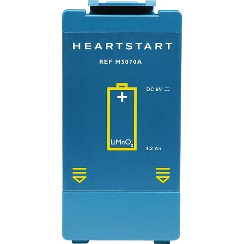Philips Heartstart Defibrillator Battery - For Defibrillator - Lithium Manganese Dioxide (CR) - 1 Each