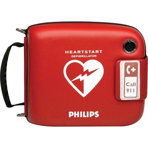 Philips HeartStart FRx Defibrillator - Semi-automatic - Biphasic