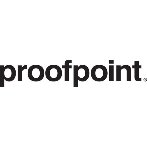 Proofpoint, Inc PP-B-WENT-S-B-107 Proofpoint Wombat