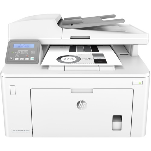 HP LaserJet Pro M148dw Laser Multifunction Printer - Monochrome