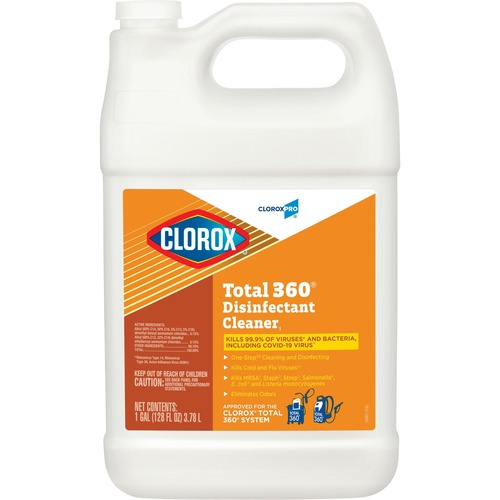 Clorox Commercial Solutions Total 360 Disinfectant Cleaner