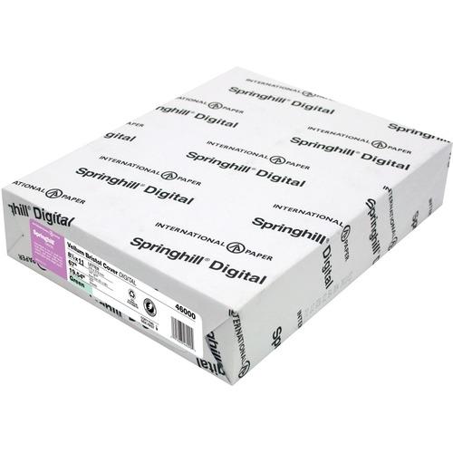 "International Paper Laser, Inkjet Colored Paper - Pink - 92 Brightness - Letter - 8 1/2"" x 11"" - 67 lb Basis Weight - Soft Toothy - 250 / Pack - Acid-free, Archival-safe"