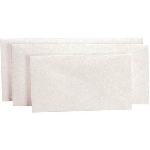 "Supremex SPX00252-Plain Commercial Envelopes - Commercial - #9 - 8 7/8"" Width x 3 7/8"" Length - 24 lb - Gummed - 500 / Box - White Wove"