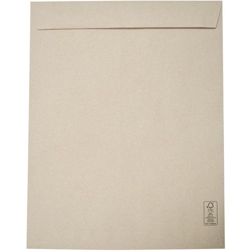 "Supremex SPX00530-Catalogue Envelopes 10"" x 13"" - Catalog - 24 lb - Gummed - Kraft - 500 / Box - Natural Kraft"
