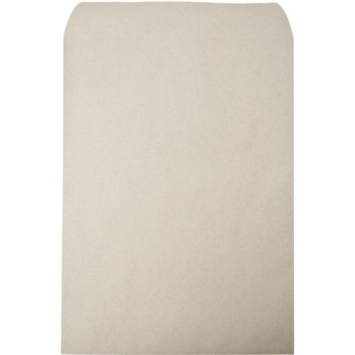 "Supremex SPX01024-Recycled Catalogue Envelopes 10"" x 13"" - Catalog - 13"" Width x 10"" Length - 24 lb - Kraft - 100 / Pack - Natural Kraft"
