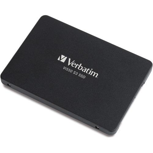 """Verbatim 128GB Vi550 SATA III 2.5"""" Internal SSD - 560 MB/s Maximum Read Transfer Rate - 3 Year Warranty"""