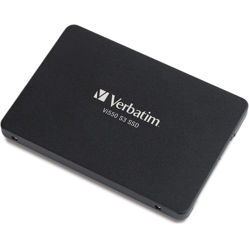 """Verbatim 512GB Vi550 SATA III 2.5"""" Internal SSD - 560 MB/s Maximum Read Transfer Rate - 3 Year Warranty"""