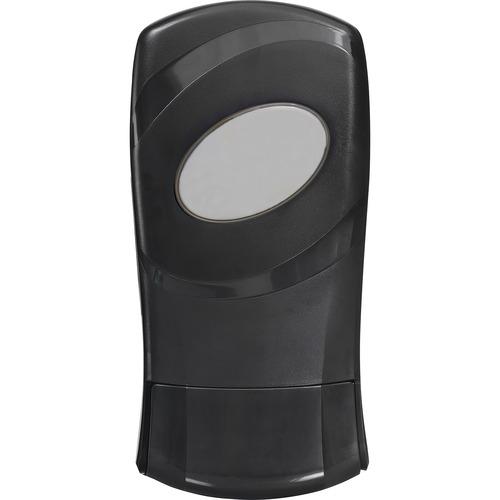 Dial FIT Manual Foam Soap Dispenser - Manual - 1.27 quart Capacity - Refillable, Durable - Slate - 1Each