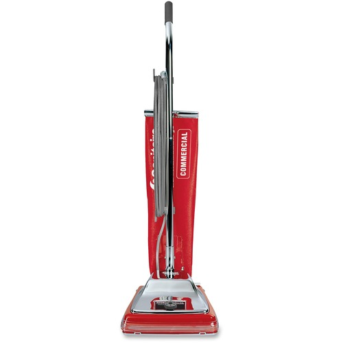 "BISSELL TRADITION Upright Vacuum SC886F - 840 W Motor - 4.50 gal - Bagged - Brushroll, Filter - 12"" Cleaning Width - 50 ft Cable Length - 1084.7 gal/m"
