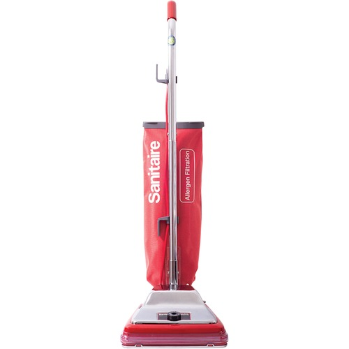 "BISSELL TRADITION Upright Vacuum SC888M - 840 W Motor - 1.53 gal - Bagged - Brushroll - 12"" Cleaning Width - Carpet, Rug - 1.97"" Cable Length - 1084.7"