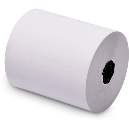 """ICONEX Thermal Thermal Paper - White - 3 1/8"""" x 19 11/64 ft"""