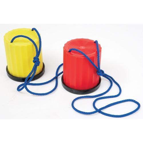360 Athletics Bucket Stilts - Plastic