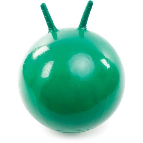 360 Athletics Economy Jumping Ball - Green - Polyvinyl Chloride (PVC)
