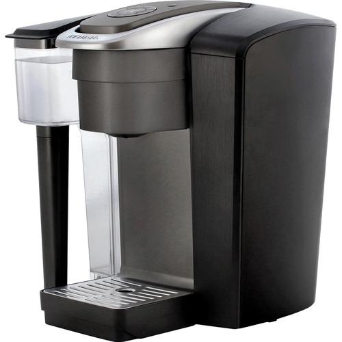 Keurig K1500 Pod Coffee Machine - Single-serve - Black