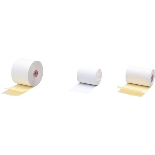 """ICONEX Receipt Paper - White - 2 1/4"""" x 74 ft - 50 / Box"""