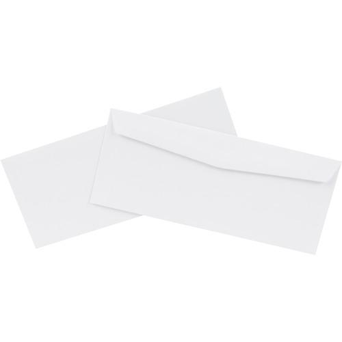 "Supremex Envelope - Commercial - #8 - 6 1/2"" Width x 3 5/8"" Length - 24 lb - Gummed Flap - 1000 / Box - White Wove"