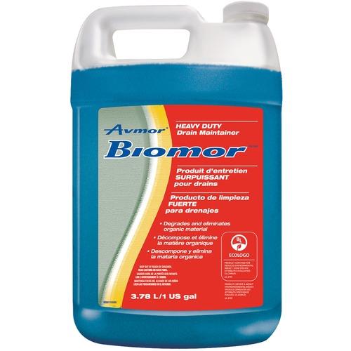 Biomor Drain Cleaner - Liquid - 127.8 fl oz (4 quart) - 1 Each
