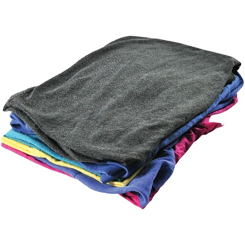 Wypall Wipeco Recycled Coloured T-Shirt - Cloth - 11.34 kg