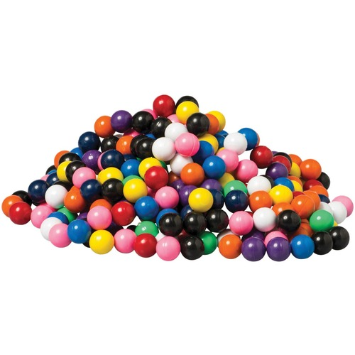 Dowling Magnets Magnet Marbles - Skill Learning: Magnetism, Shape - 3 Year & Up - Assorted