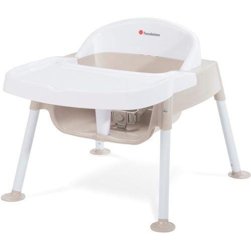Foundations Tip & Slip Proof Feeding Chair - Four-legged Base - 1 Each