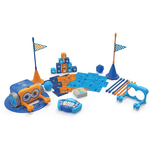 Learning Resources Botley 2.0 the Coding Robot Activity Set - Skill Learning: STEM, Coding, Sensory - 5-10 Year - 78 Pieces