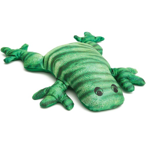 """manimo Weighted Frog - 20.47"""" (520 mm) - Green - Lycra"""