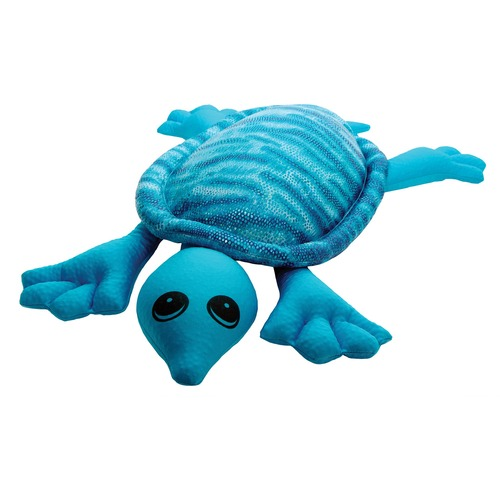 """manimo Weighted Turtle - 19.09"""" (485 mm) - Turquoise"""