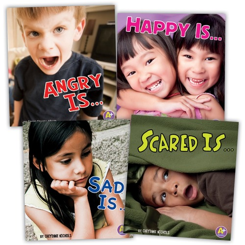 Capstone Publishers Know Your Emotions Printed Book by Connie Colwell Miller, Cheyenne Nichols - Book - Grade Pre K-2