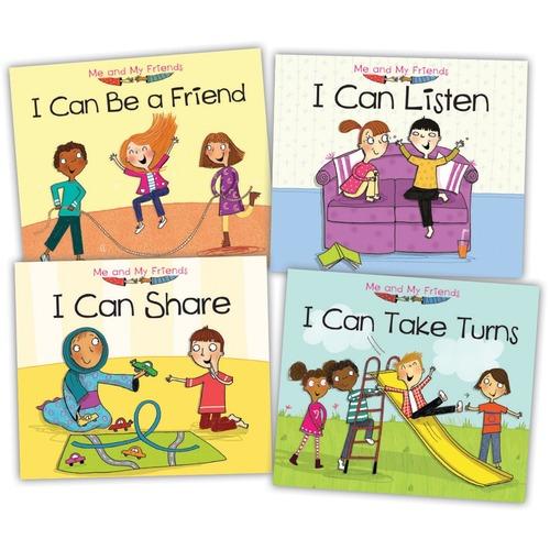 Capstone Publishers Me and My Friends Printed Book by Daniel Nunn - Book - Grade Pre K-1