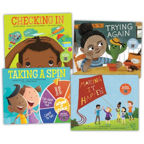 Capstone Publishers My Feelings, My Choices Book Set Printed Book - Book - Grade Pre K-2