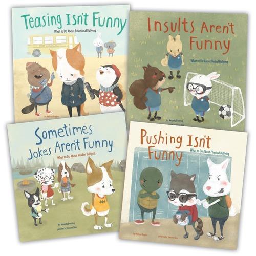 Capstone Publishers No More Bullies Printed Book by Melissa Higgins, Amanda F Doering - Book - Grade K-3