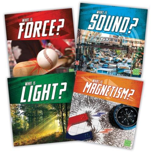 Capstone Publishers Science Basics Printed Book by Mark Weakland, Jody S. Rake - Book - Grade 1-3