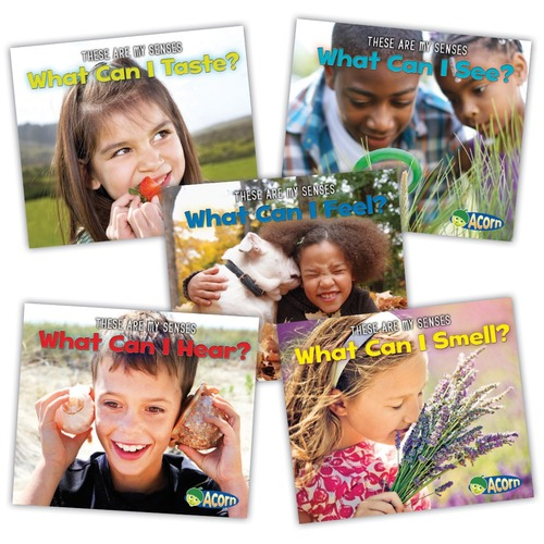Capstone Publishers These Are My Senses Printed Book by Joanna Issa - Book - Grade Pre K-1