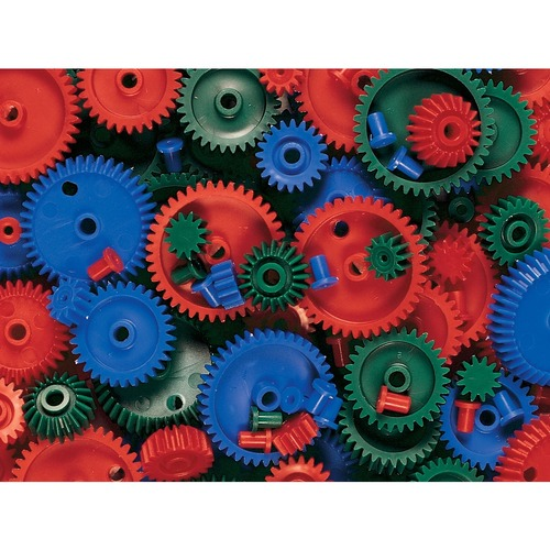 SI Manufacturing Gears - Theme/Subject: Learning - Skill Learning: STEM - 152 / Set