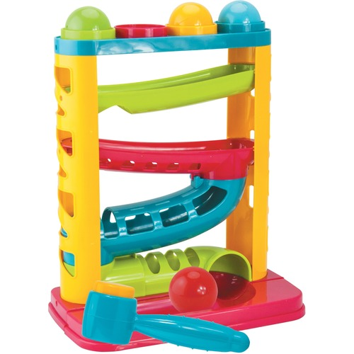 Playwell Pound 'N' Play - Skill Learning: Matching, Color - 1 Year & Up