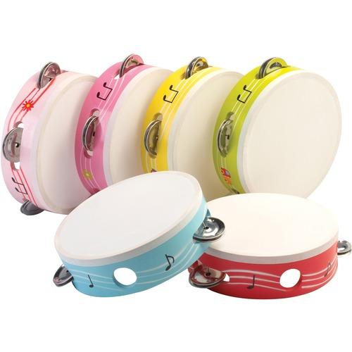 Playwell Tambourine - Assorted