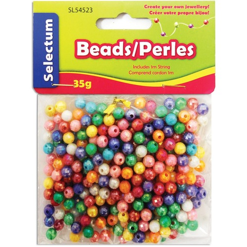 Selectum Beads - 1 Each - Assorted