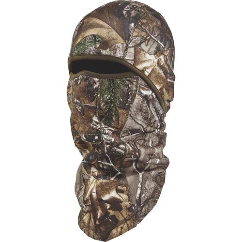 Ergodyne N-Ferno 6823 Balaclava Face Mask - Wind-Proof, Hinged Design - Fabric, Fleece - Realtree Xtra