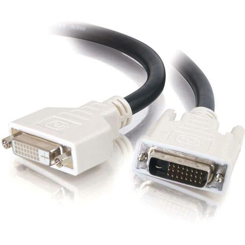 C2G 3m DVI-D M/F Dual Link Digital Video Extension Cable (9.8ft)