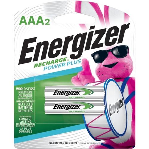 Energizer AAA Rechargeable Nickel Metal Hydride Battery