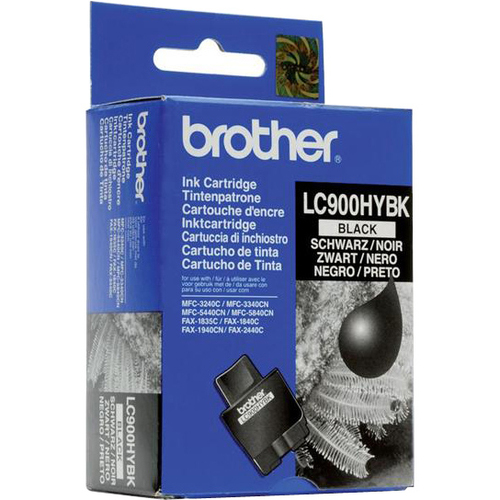Brother LC900HYBK Ink Cartridge - Black
